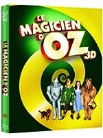 LE MAGICIEN D'OZ 3D : EDITION 75ème ANNIVERSAIRE BLURAY 3D + 2D [Édition 75ème Anniversaire - Blu-ray 3D + Blu-ray]