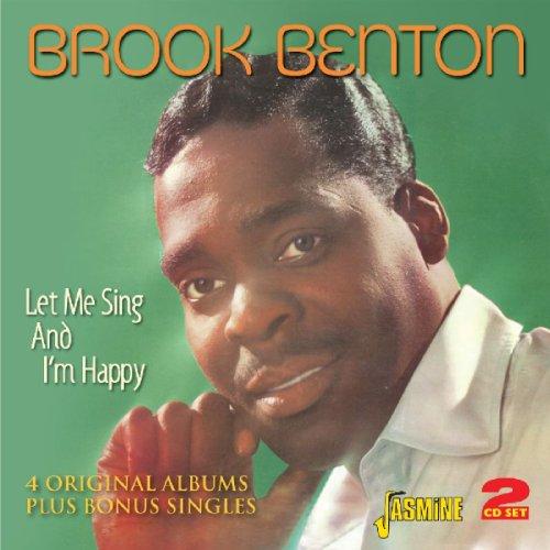 Brook Benton - Let Me Sing And I