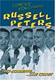 Comedy Now! Starring Russell Peters - Comedy DVD, Funny Videos