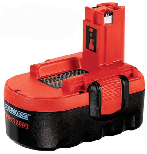 Bosch BAT180 BlueCore 18-Volt 2.0 Amp Hour NiCad Pod Style Battery