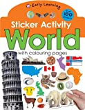 World (Early Learning Sticker Activity)