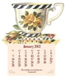 Laura Calendar 2002 (Sandy's Tea Society Teacup) (0736906738) by Clough, Sandy Lynam