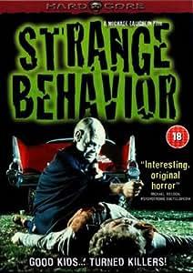 Strange Behaviour [1981] [DVD]