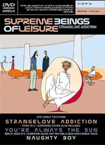 Strangelove Addiction [Dvd Sin [Edizione: Germania]