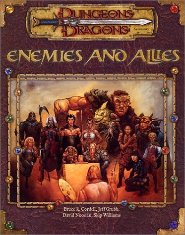 Enemies and Allies (Dungeons & Dragons)