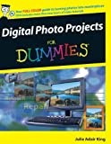 Digital Photo Projects For Dummies