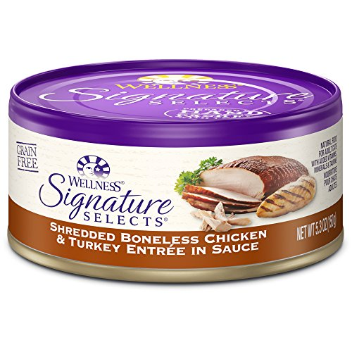 Wellness Signature Selects Grain Free Shredded Chicken &