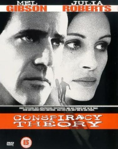 Conspiracy Theory [DVD] [1997]