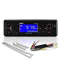 Pyle PLR16MUA In-Dash AM/FM-MPX Receiver MP3 Playback with USB/SD Card