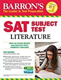 img - for Barron's SAT Subject Test Literature with CD-ROM, 6th Edition by Christina Myers-Shaffer M.Ed. (2014-09-01) book / textbook / text book