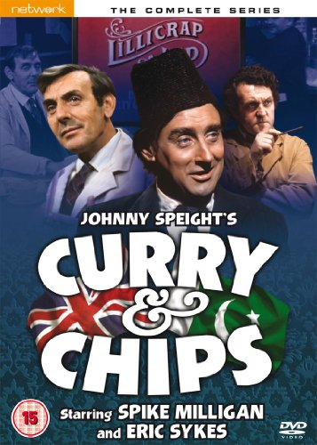 Curry And Chips - The Complete Series [DVD] [1969]