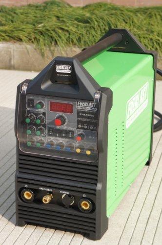 Everlast PowerTig 250EX  AC DC TIG Stick Pulse Welder 220/240 Volt Inverter (Everlast Water Cooler compare prices)