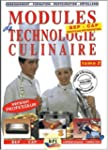 Modules de technologie culinaire BEP/...