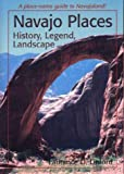 img - for Navajo Places book / textbook / text book