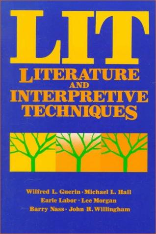 Lit--Literature and Interpretive Techniques