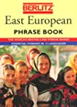 Berlitz: Eastern European Phrase Book
