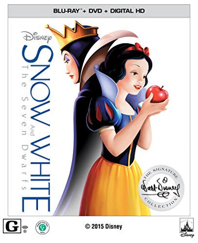 Snow White & The Seven Dwarfs [Blu-ray]