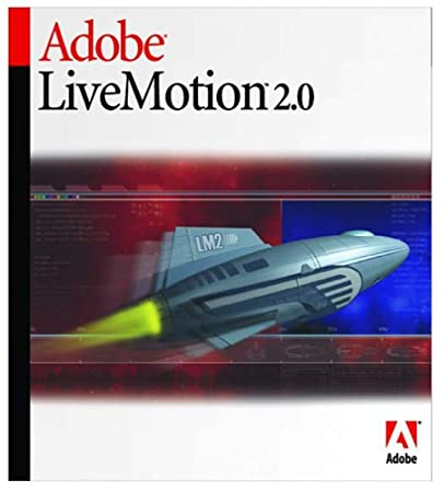 Adobe LiveMotion 2.0 Upgrade [Old Version]