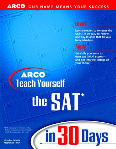 Teach Yourself the SAT in 30 Days