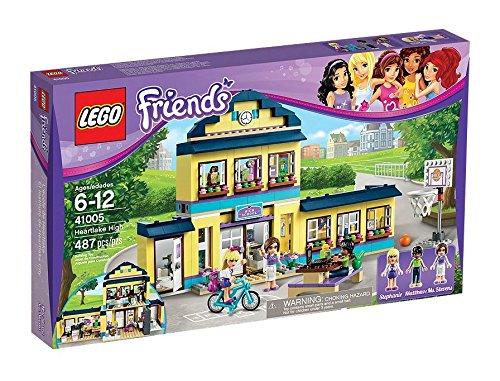 Lego Friends Heart Lake School 41005 (Japan Import)