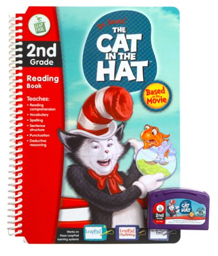 LeapPad: 2nd Grade Dr. Seuss Cat in the Hat Book - 1