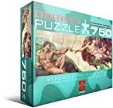 Creation of Adam by Michelangelo Jigsaw ...