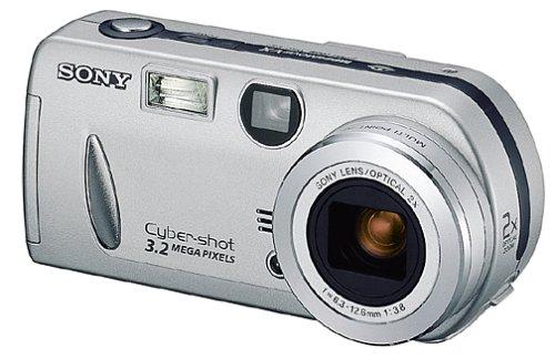 Sony Cybershot DSC-P52