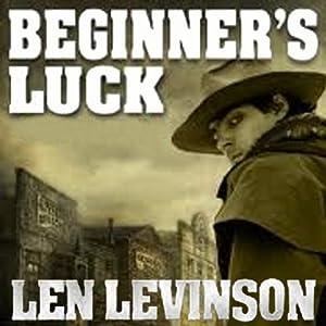 Beginner's Luck Audiobook