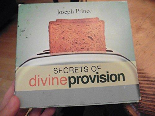 secrets of divine provision audio 2 cd book joseph prince sermon series