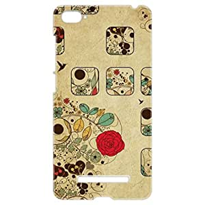 a AND b Designer Printed Mobile Back Cover / Back Case For Xiaomi Mi 4c (XOM_4C_3D_1448)