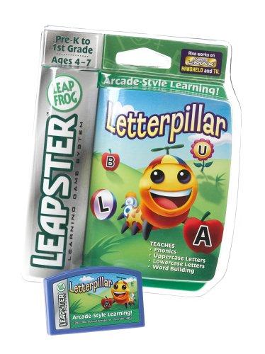Leapster Arcade: Letterpillar