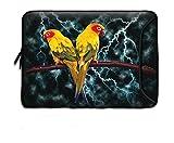 Parrot Bird Storm 7 Inch Tablet Ipad Mini Case Pouch Sleeve 6