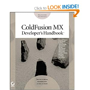 ColdFusion MX Developer's Handbook