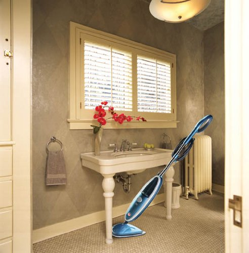Hoover WH20200 TwinTank Disinfecting Steam Mop