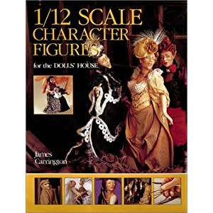 1/12 Scale Character Figures for the Dolls' House