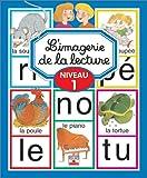 echange, troc Lucienne Mestres - L'Imagerie de la lecture, niveau 1