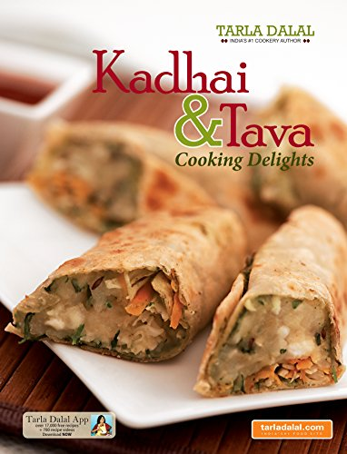 Kadhai & Tava by Tarla Dalal
