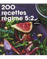 200 recettes spécial régime 5 : 2