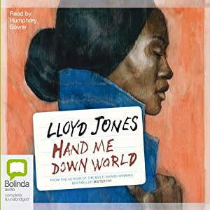 Hand Me Down World Audiobook