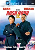 "Cover of ""Rush Hour 2 (Infinifilm Edition..."