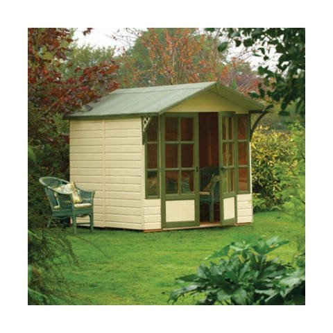 9ft x 7ft Eaton Cambridge Summerhouse