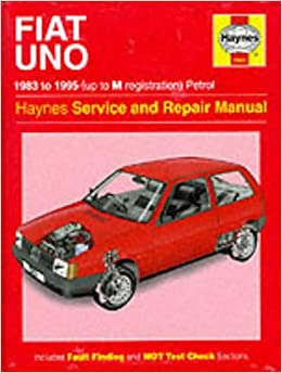 the fiat uno 83 95 service and repair manual haynes. Black Bedroom Furniture Sets. Home Design Ideas