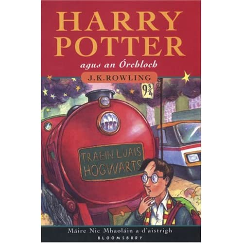 Irish-Harry-Potter-and-the-Philosophers-Stone-Rowling-J-K