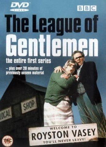 The League of Gentlemen - Series 1 [DVD] [1999]