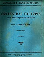 Orchestral Excerpts from the Symphonic…