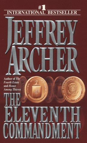 The Eleventh Commandment: A Novel, JEFFREY ARCHER