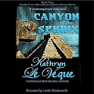 Canyon of the Sphinx Audiobook