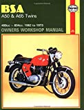 BSA A50 and A65 Twins, 1962-73 (Owners Workshop Manual)