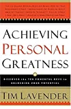 img - for ACHIEVING PERSONAL GREATNESS: Discover the 10 Powerful Keys to Unlocking Your Potential book / textbook / text book