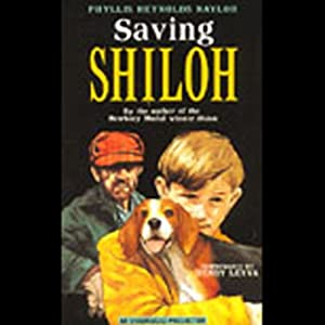 Saving Shiloh Audiobook